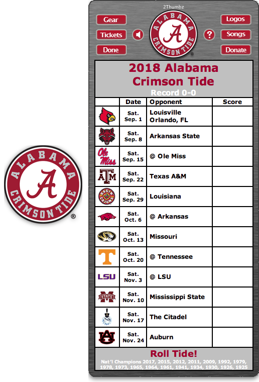 alabama football 2018 schedule pdf