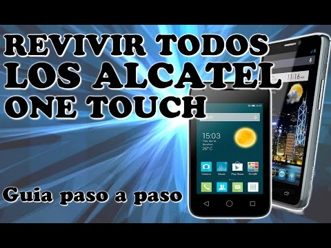 alcatel onetouch 2045x manual