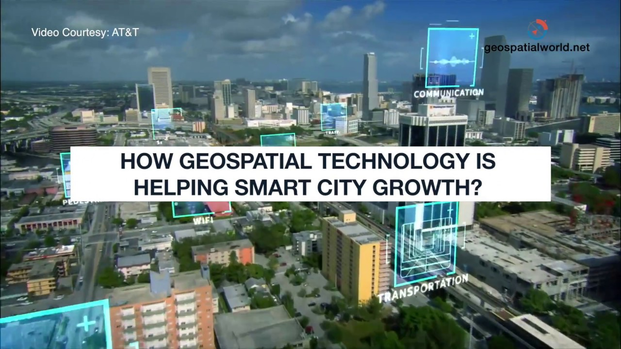 application of gis in smart city