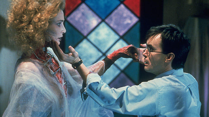 bride of re animator parents guide