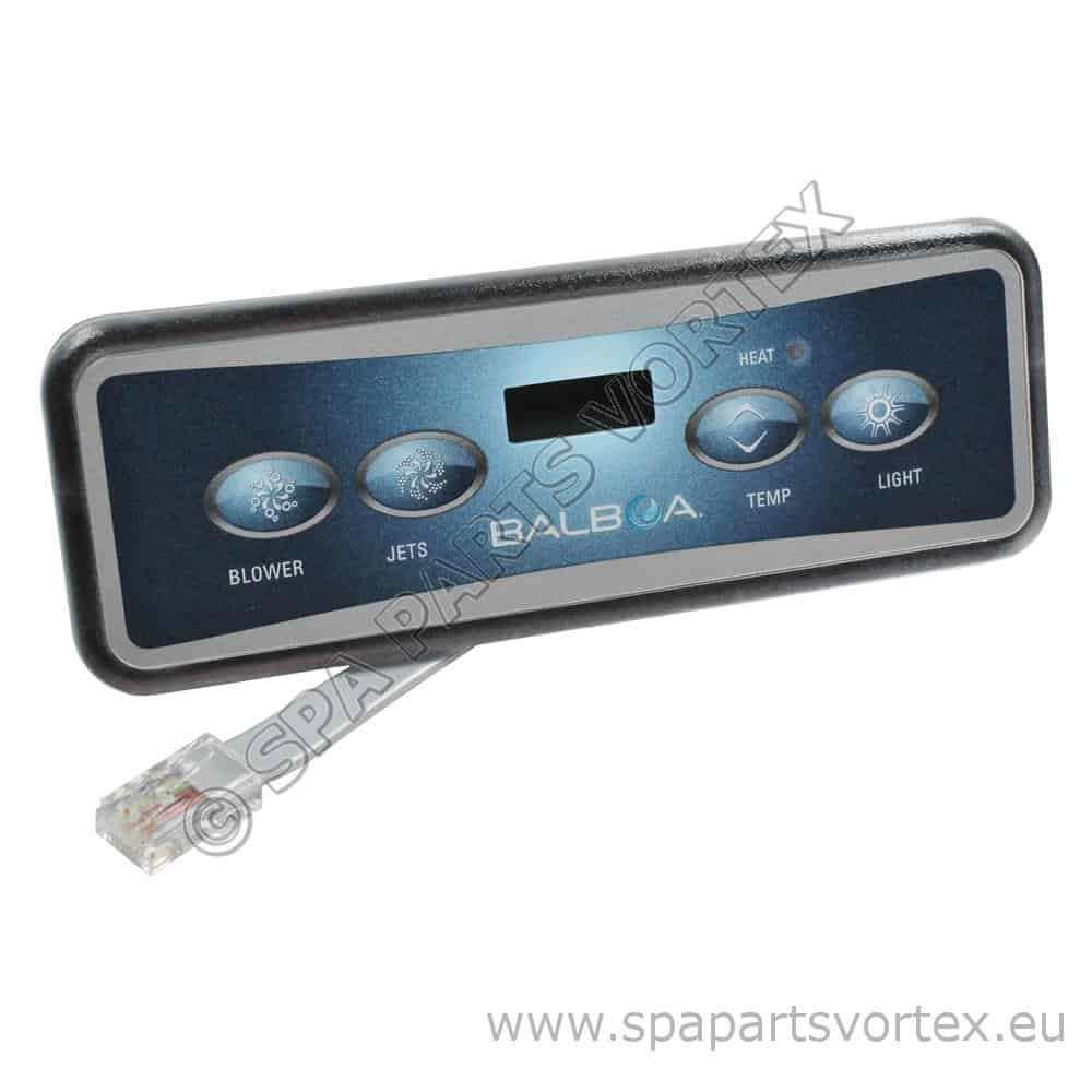 balboa vl401 touch pad manual