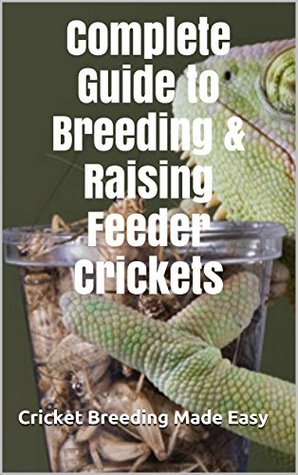 cricket breeding guide