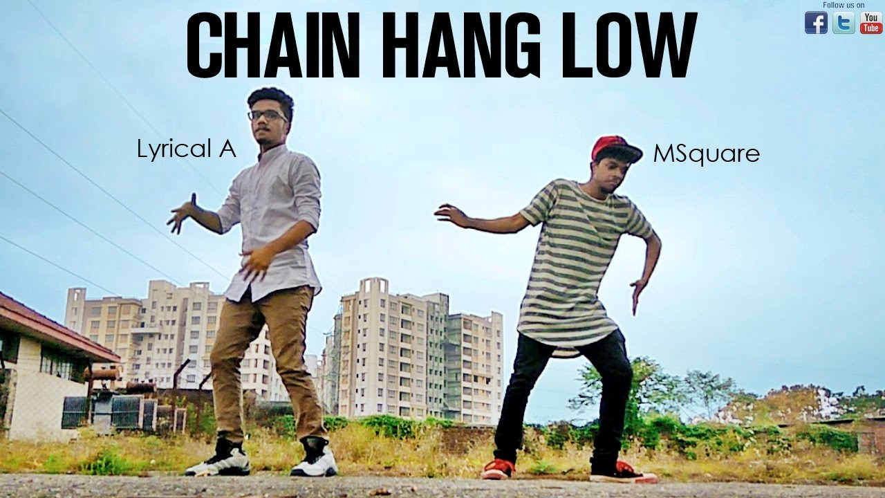 chain hang low sample