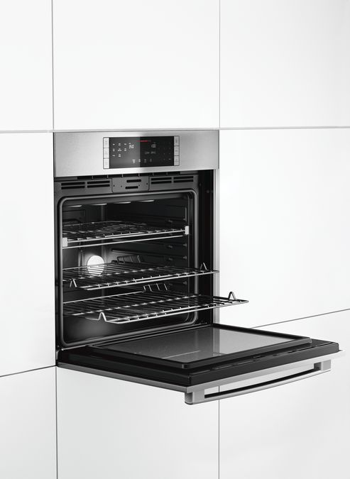 bosch wall oven manual