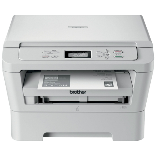 brother mfc-9340cdw only wants to print on manual feed