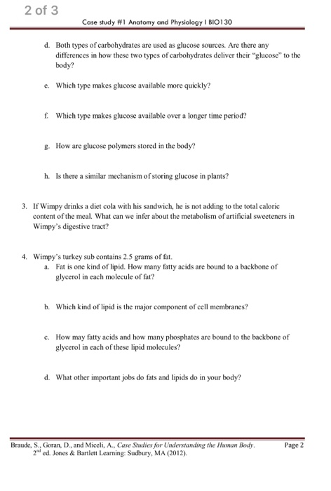 case study questions and answers pdf