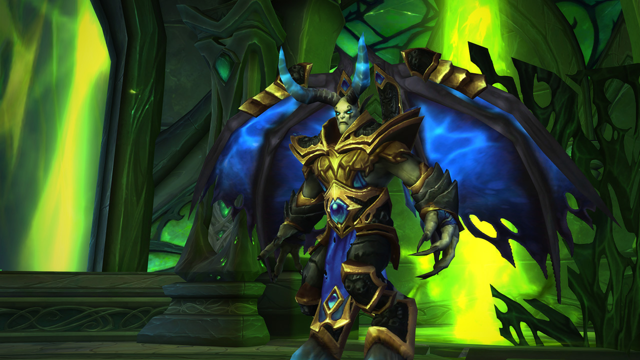 cathedral of eternal night mythic+ guide