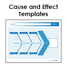 cause and effect diagram pdf