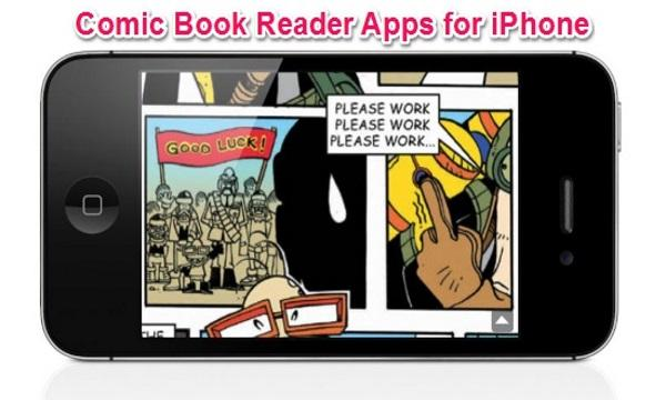 cbr reader application for iphone