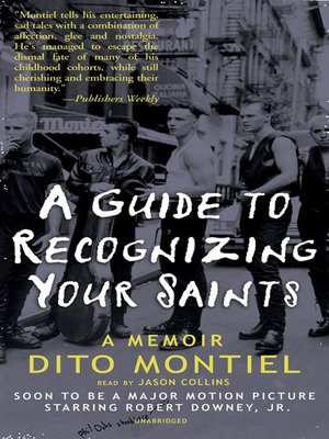a guide to recognizing your saints imdb
