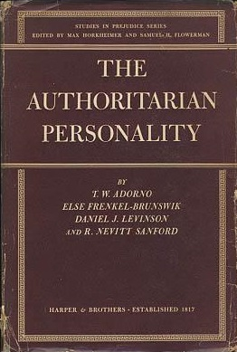 characteristics of authoritarian government pdf