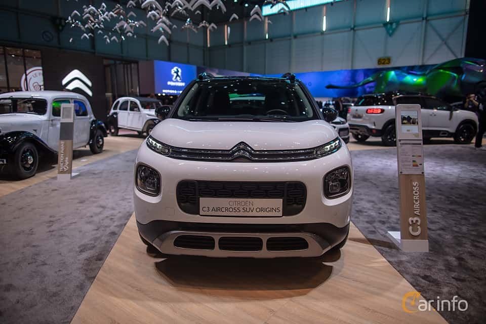 citroen c3 aircross owners manual