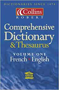 collins-robert comprehensive french-english dictionary app