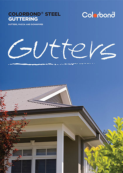 colorbond guttering installation guide
