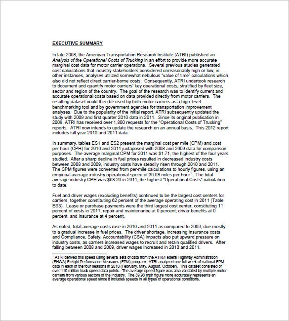 commercial proposal sample pdf
