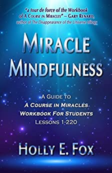 course in miracles workbook pdf