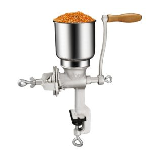best small manual flour grain mill