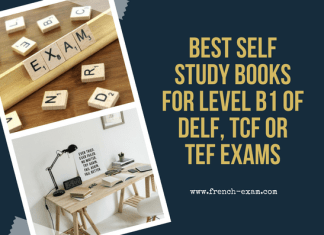 delf b1 sample papers