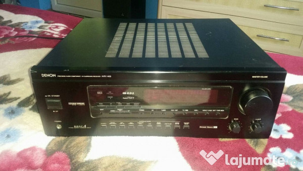 denon avr 1400 manual