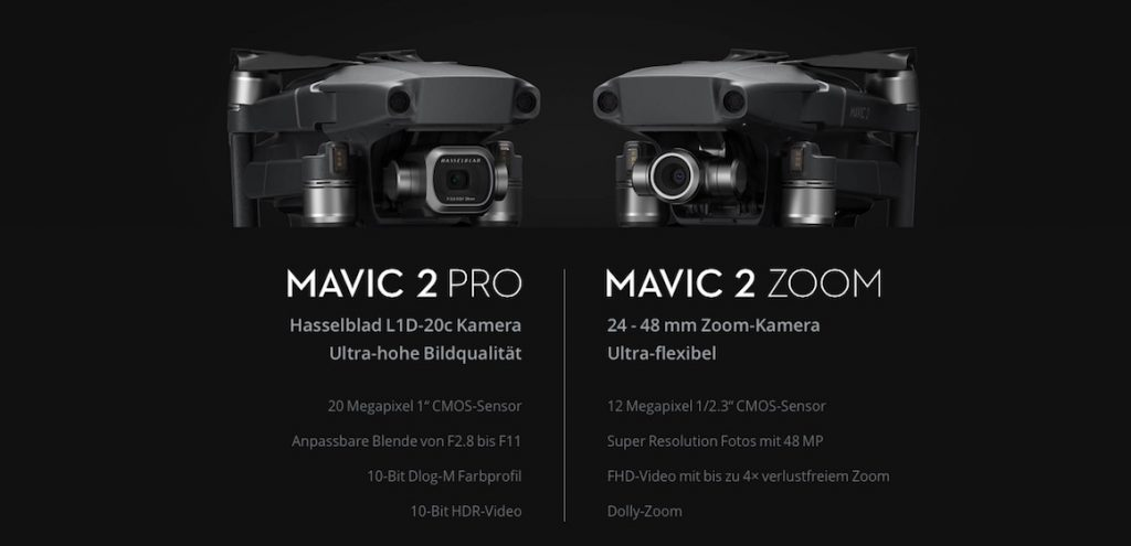 dji mavic 2 pro vs zoom beginners guide