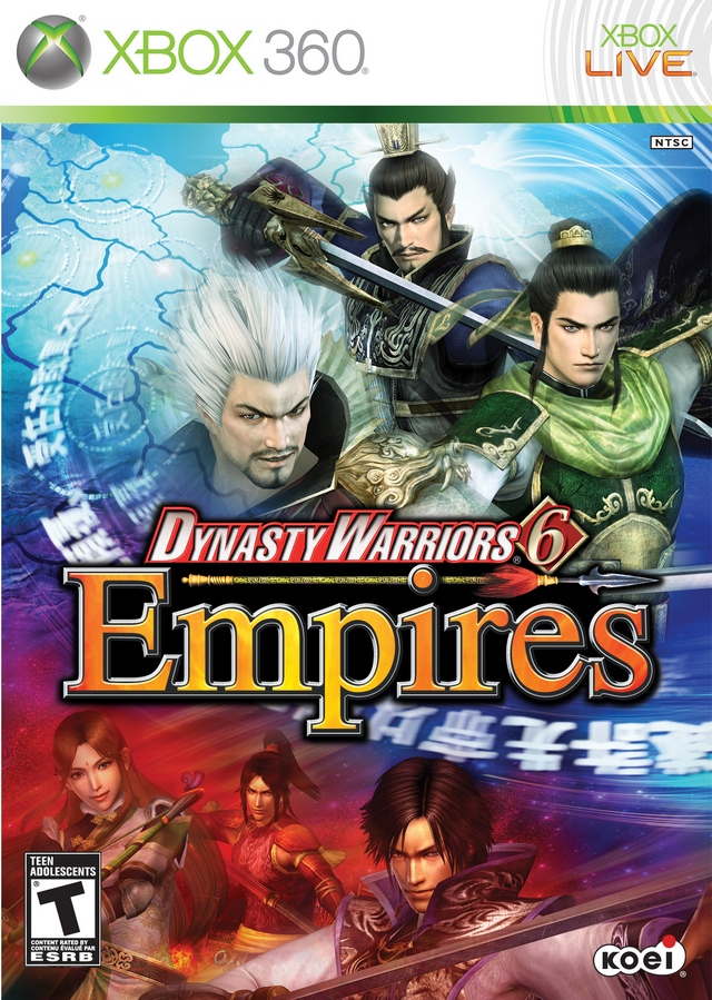 dynasty warriors xbox controls manual