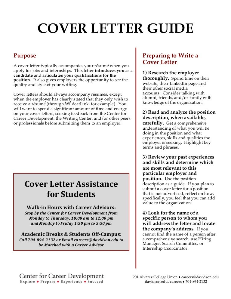 career break cover letter sample
