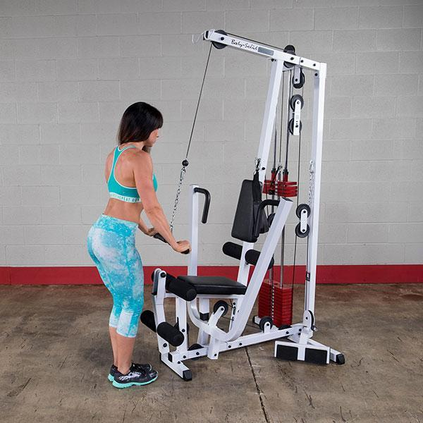 body solid exm1500s manual